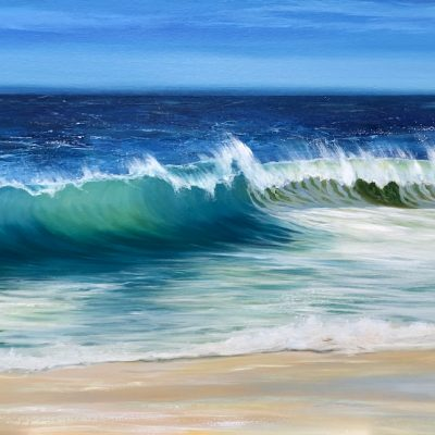 Ocean Beach IV giclee fine art print for sale