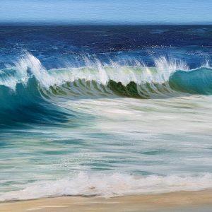 Ocean Beach IV seascape Giclée Fine Art Print