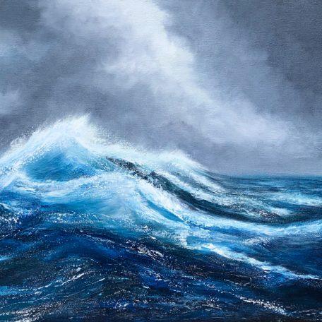 A Break in the Clouds giclee fine art print