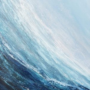 Surf The Wave giclee print