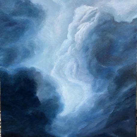 Clouds IV giclee print