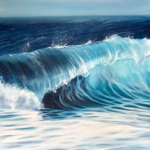 Turquoise Wave IV